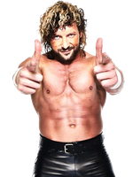 Kenny Omega NJPW by NuruddinAyobWWE