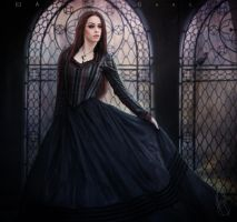 Lady of Sorrows by AndyGarcia666