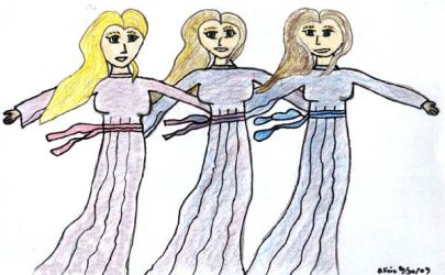 The Three Sisters by alicia86