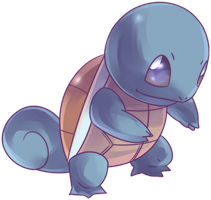 Riviere's Squirtle Commission by AutobotTesla