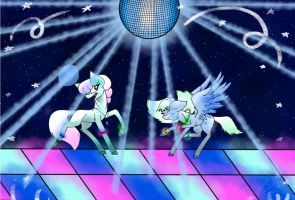 [CE, Chibi] At The Disco, Let's Go! by MelonSeed11