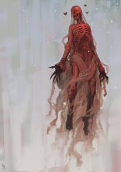 Crimson Peak by EdwardDelandreArt