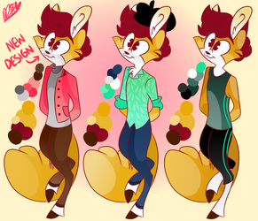 Ethen (NG): Outfits by Palettepainter