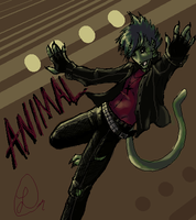 Party Animal by Raving-Lunatic
