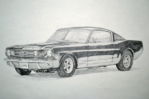 Pony Car by theZakon