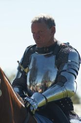 Mr Darrell. Jousting, serious business. by scratzilla
