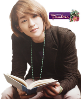 Onew.SHINee -Render- by Passion-Colors