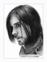 Jared Leto by AileenLee