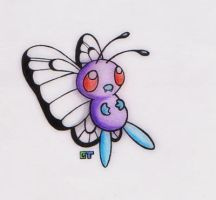 #012 - Butterfree by GTS257-CT