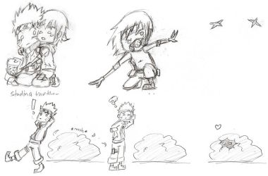 Akira Sketches by tythecooldude06