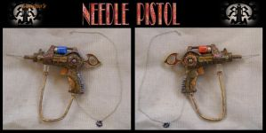 steampunk needle pistol by amiemo---1