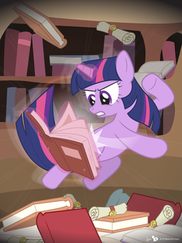Twilight Hits The Books by dm29