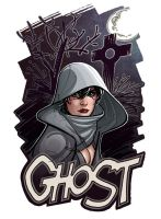 Ghost (Dark Horse) by denisdupanovic