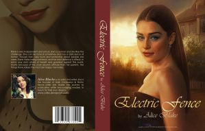 Electric Fence - Book / Novel Cover by artistamroashry
