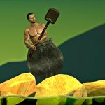 Getting Over It with John Shepard by GothicGamerXIV