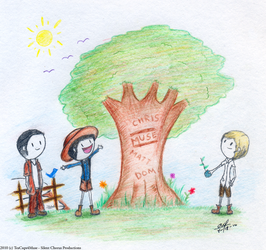 Muse Tree by TeaCups4Muse