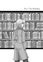 The Bookshop page 1 by Lanisatu