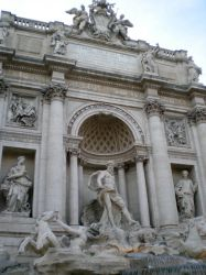 Roma Trevi Fountain 2 by rednotes