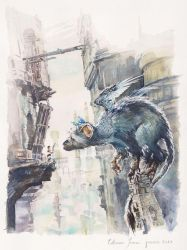 The Last Guardian by Catinomis