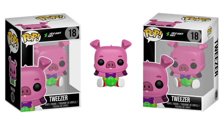 Funko POP! Tweezer #18 by a1234agamer