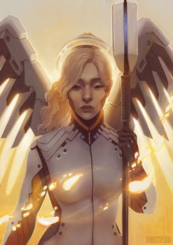 Mercy by hobbittiponi