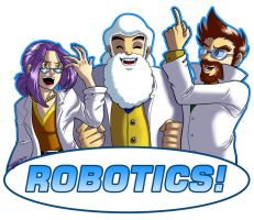 Mad Scientists by digitallyfanged