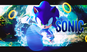 Sonic Sign. by TifaxxLockhart