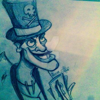 Dr Facilier by STACH2606
