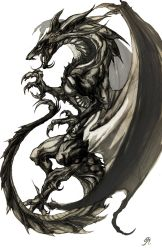 Dragon design by rinpoo-chuang