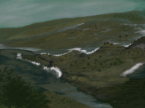 The Glorious Crikean Mountain Bed by TheTransportLover98