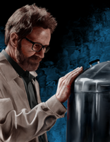 My baby blue (Breaking Bad) by Rapsag