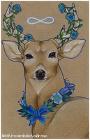 My Deer by Pyratesque