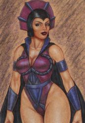 Evil-Lyn by Edi-The-Mad