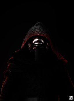 Kylo Ren - Poster by ArtBasement