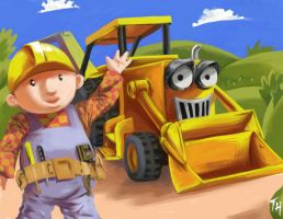 Bob the Builder by Tekamza