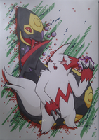Zangoose VS Seviper