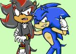 Sonic and Shadow: Say CHEESE by Kikelet5