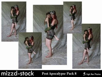 Post Apocalypse Pack 8 by mizzd-stock
