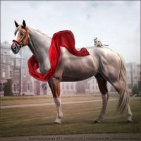 HEE Horse Avatar - Prince William by Art-Equine