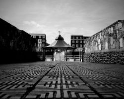 Cliftonville Bandstand by AstarothSquirrel