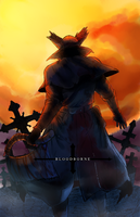 bloodborne by some-hipster