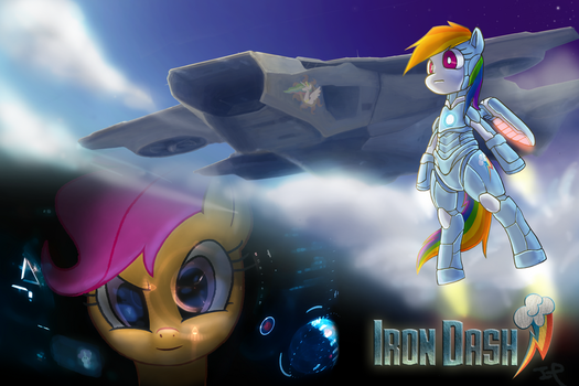 Iron dash by IFtheMaineCoon