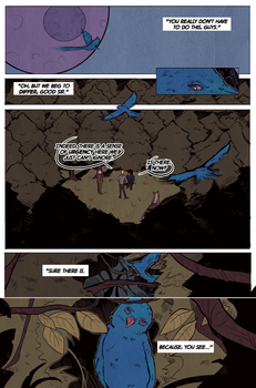 Lest // Chapter 1 (pg. 2) by Herssian