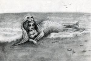 Selkie by axcelia