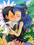 Ash e Dawn-Pearlshipping Love by XPearlshipper210X