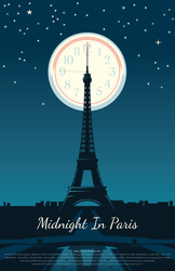 Midnight In Paris by Addicted2Chaos