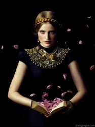 Motherland Chronicles #31 - Book of Roses by zemotion