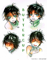 [PPG]Buttercup by NoahXica