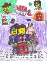 The Lego Movie Sequel by SonicClone