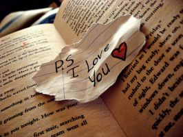 P.S I Love You by x-OverCastKid-x